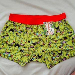 Nickelodeon Rugrats Reptar Dinosaur Boxer Briefs